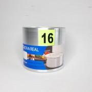 Molheira Alumínio N 16 S/ABA Real