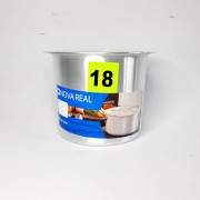 Molheira Alumínio N 18 C/ABA Real