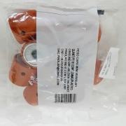 Peso Capa Mini Vermelho (10UN)