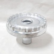 Sorvete Alumínio Dentado Esmaltec Moderno Pequeno