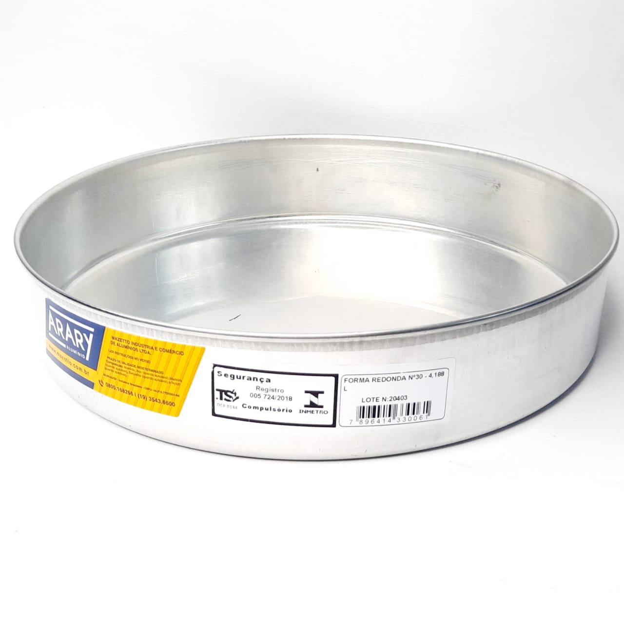 Assadeira Alumínio N 30 Arary