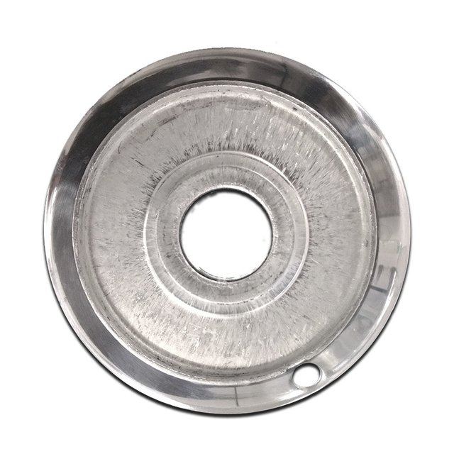 Bacia Alumínio Dako Luna c/furo Pequena