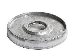 Bacia Alumínio Dako Luna s/furo Pequena