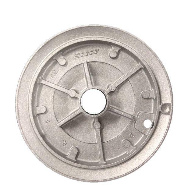 Bacia Alumínio Dentada Bosch C/Saia Grande