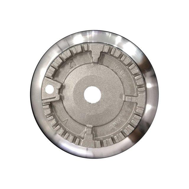 Bacia Alumínio Dentada Bosch C/Saia Média