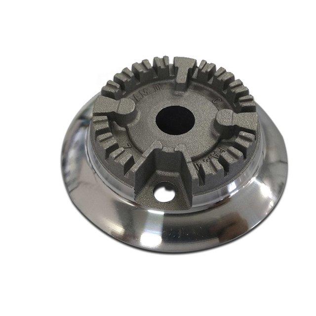 Bacia Alumínio Dentada Bosch C/Saia Pequena