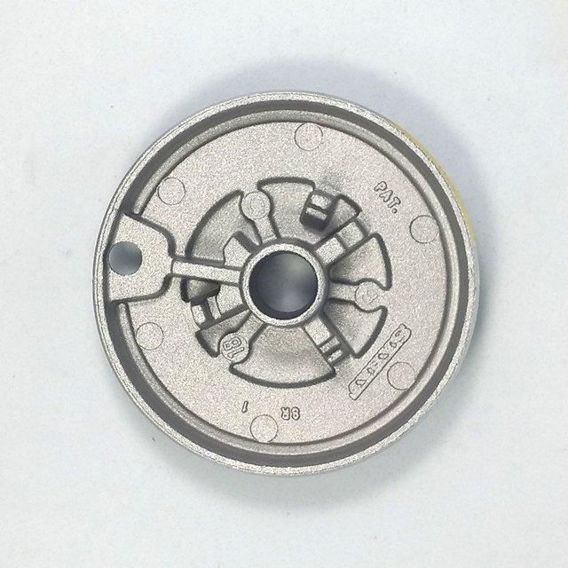 Bacia Alumínio Dentada Bosch S/Saia Médio
