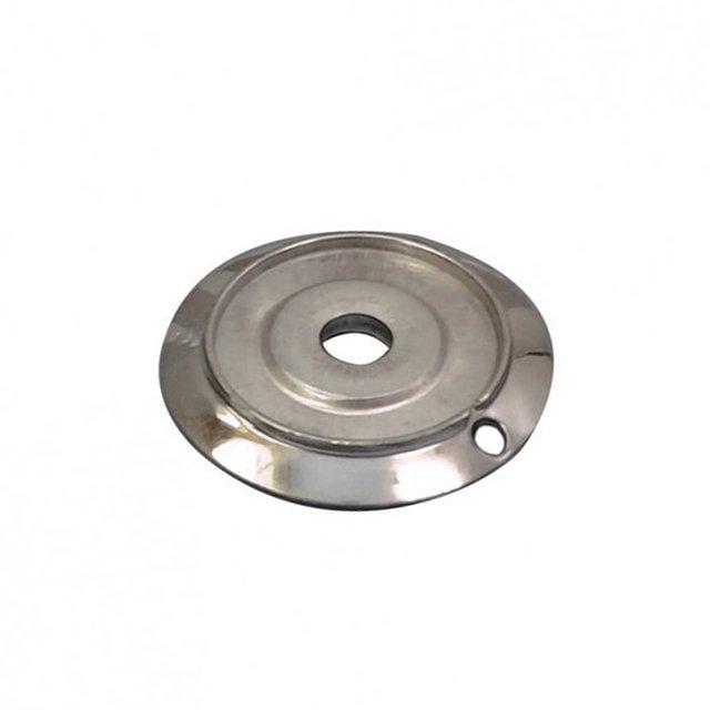 Bacia Alumínio Muller C/Furo Pequena