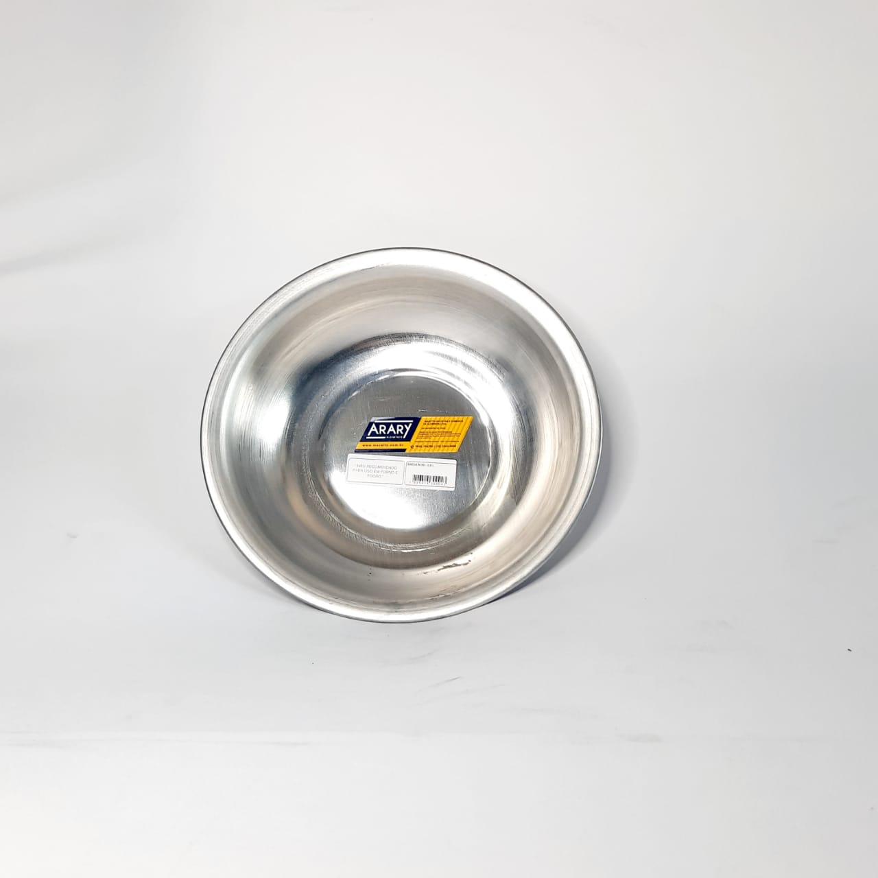 Bacia de Alumínio N 30 Arary