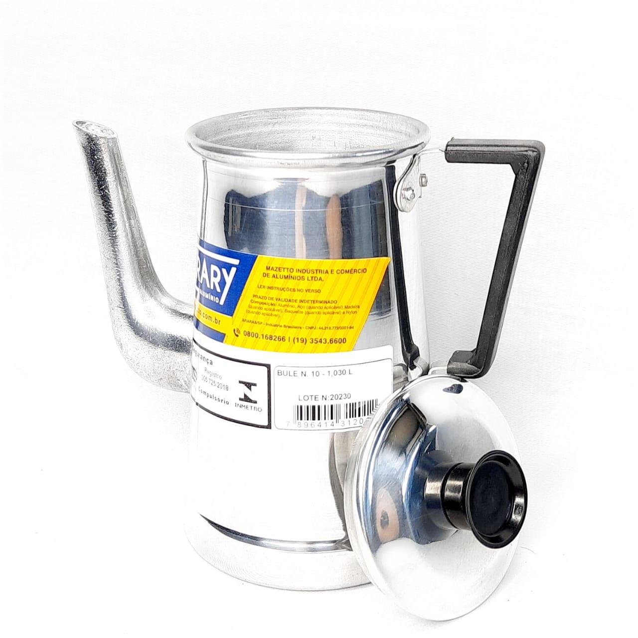 Bule Alumínio 1,03 Litros Arary