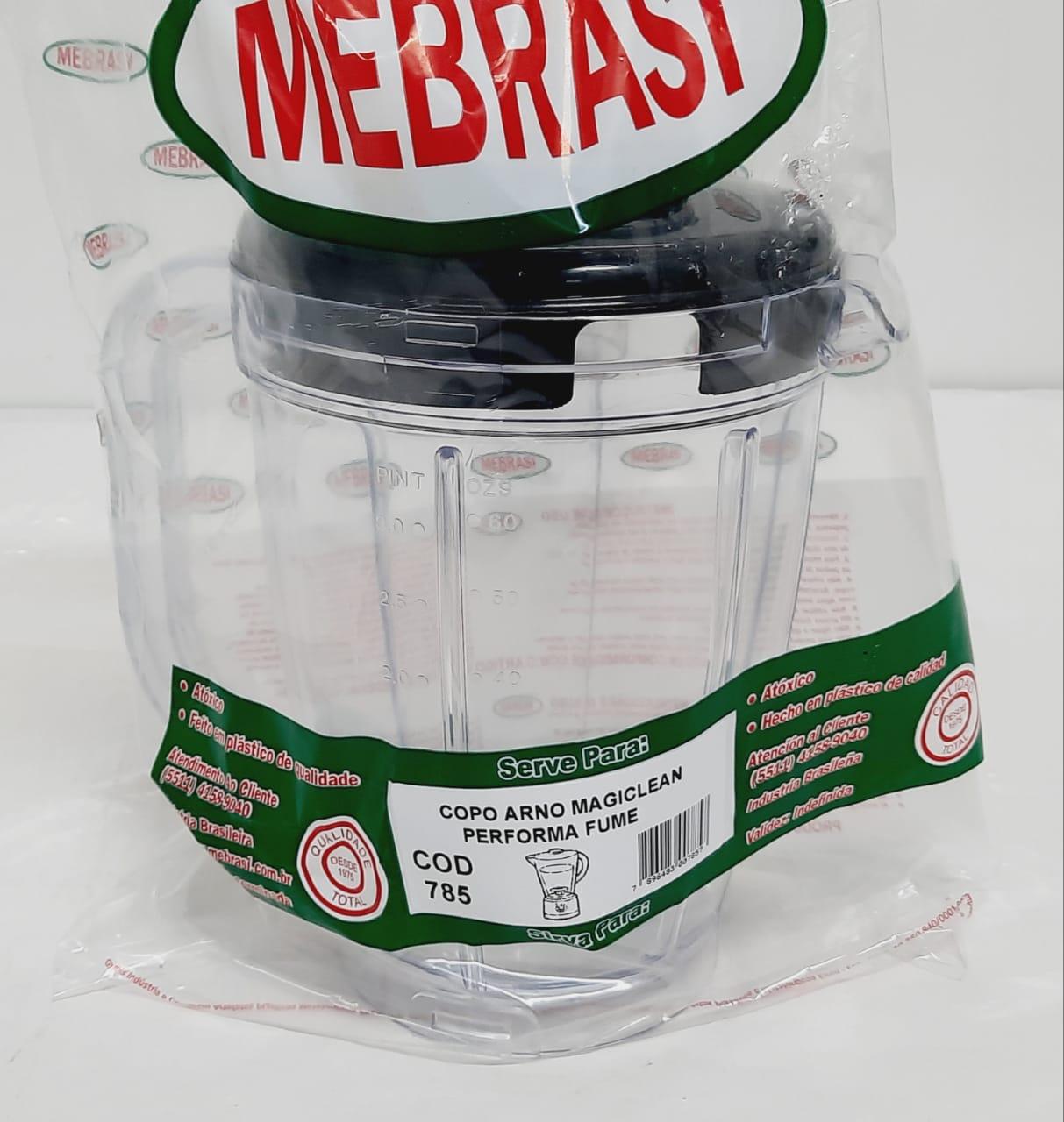 Copo Arno Cristal FU Magiclean Performa - Mebrasi