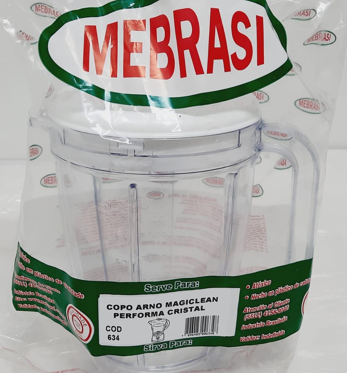 Copo Arno Cristal Magiclean Performa - Mebrasi