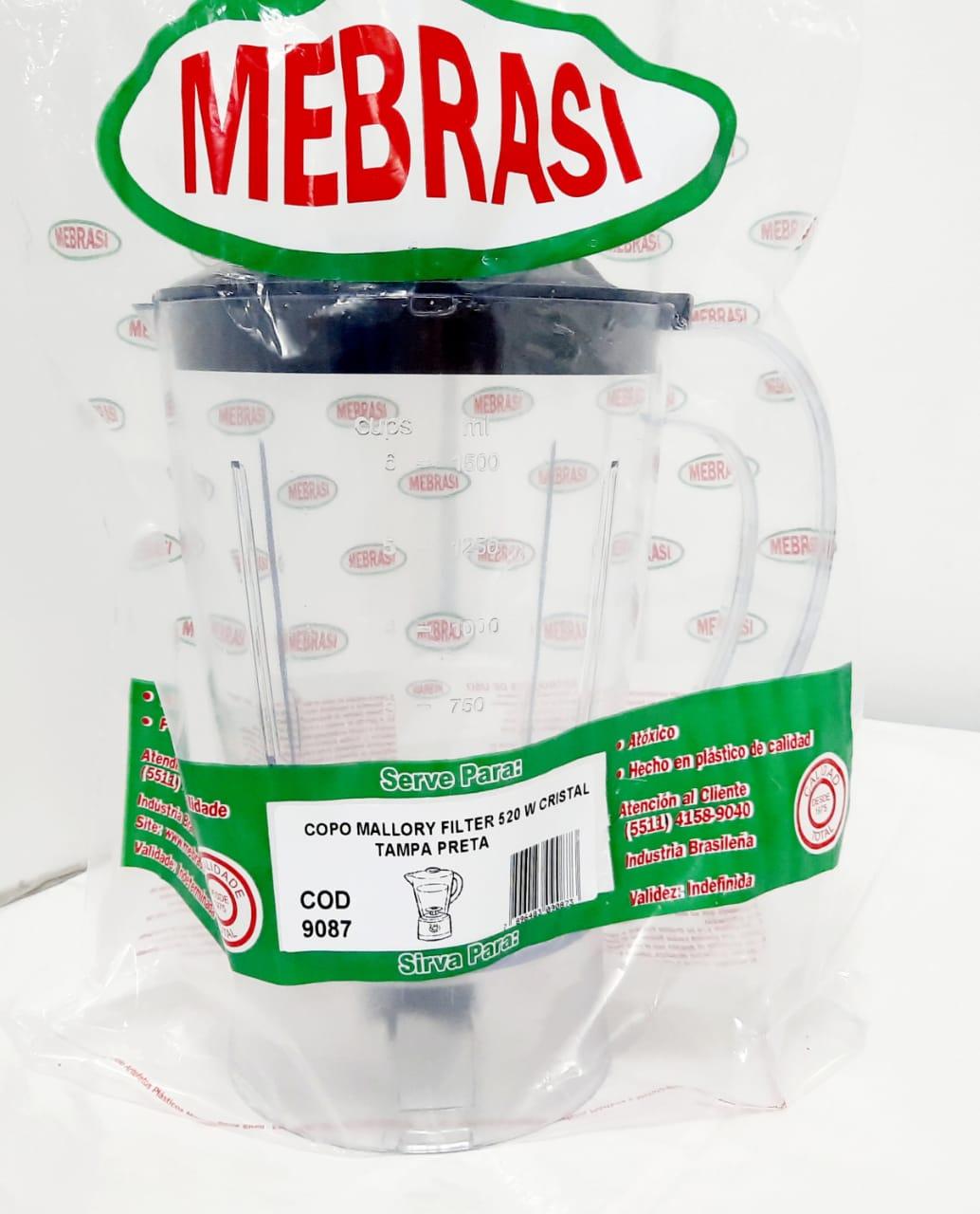 Copo MALL CRS FILTER 520W T/P - Mebrasi