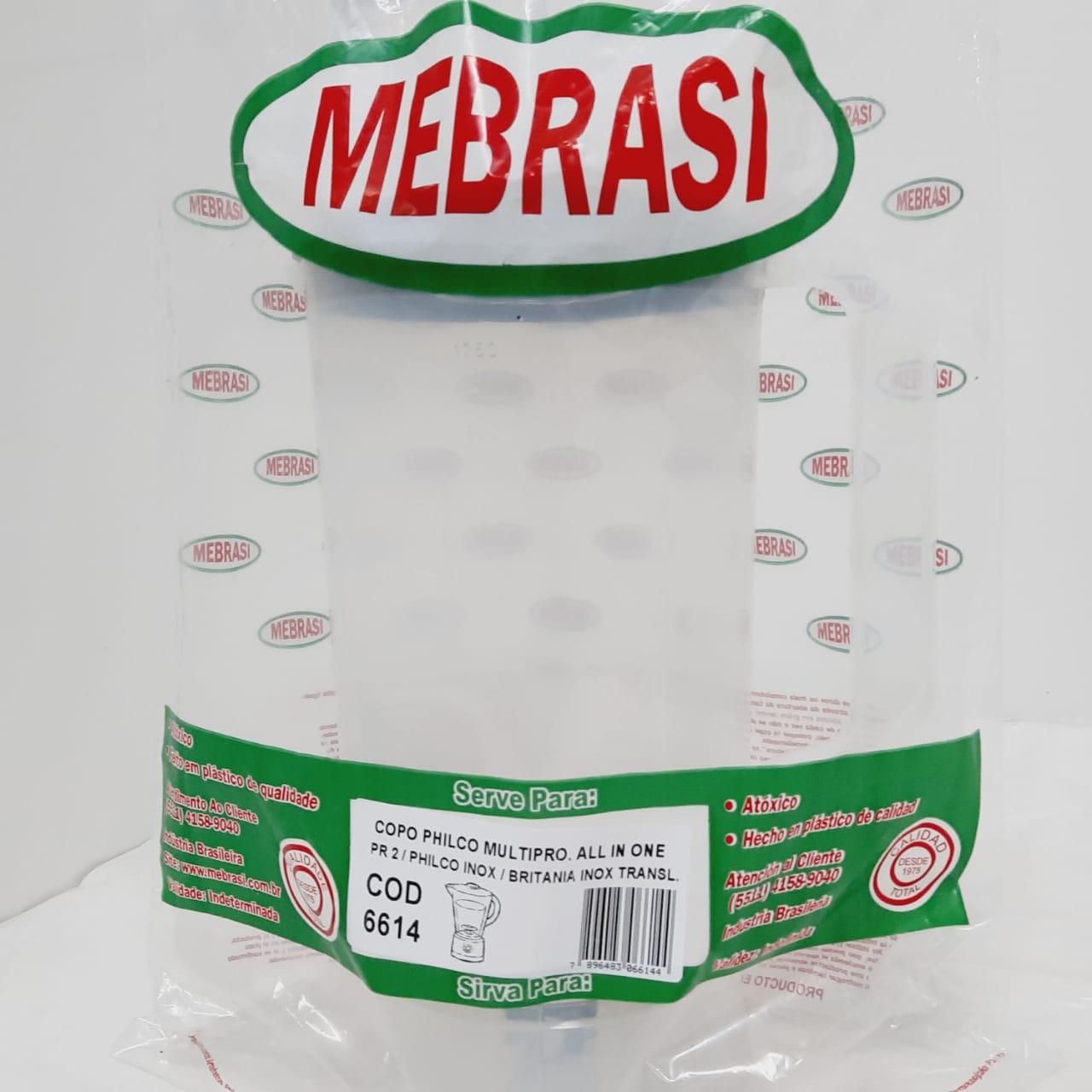 Copo Philco TRAN PR2/BRIT INX - Mebrasi