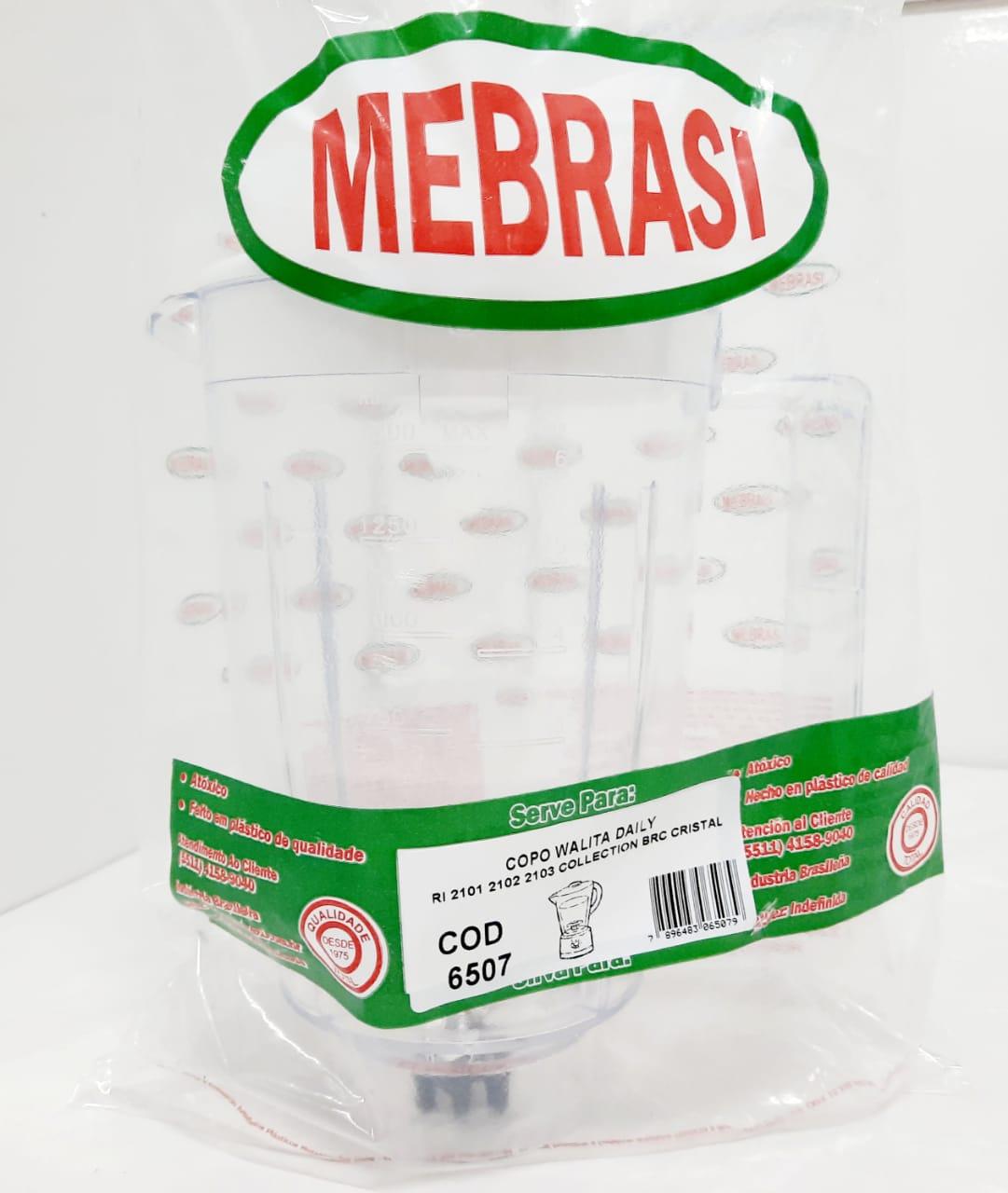 Copo WAL CRS DAILY RI2101/2/3 TB - Mebrasi