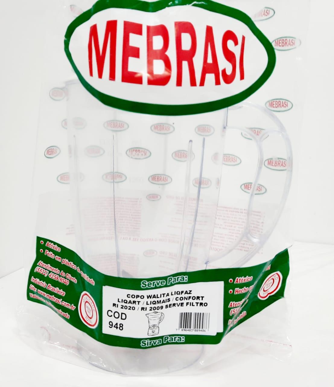 Copo WAL CRS LIQF - Mebrasi