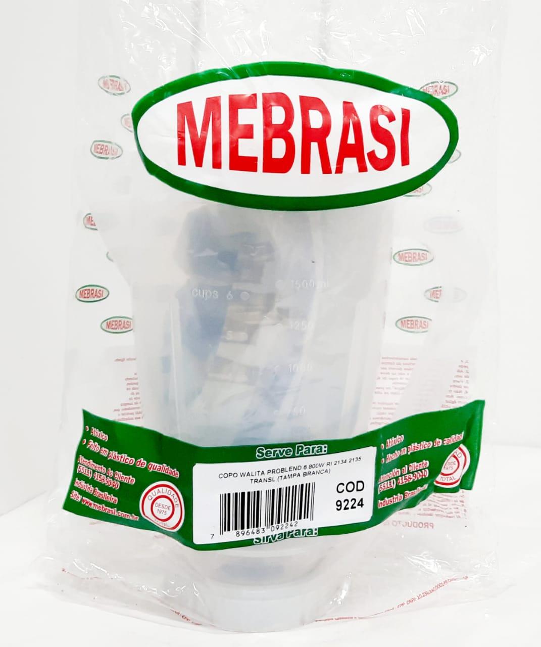 Copo WAL TRN PROBLEND 6 TP BR - Mebrasi