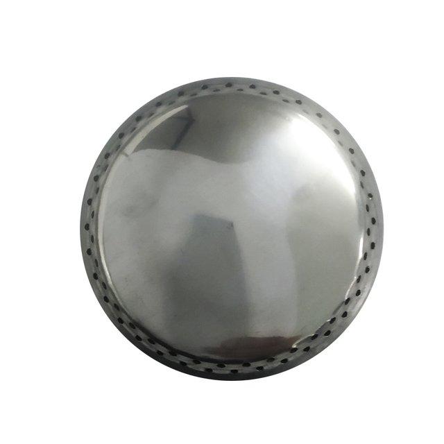Espalhador Alumínio Dako 2 Furo Grande