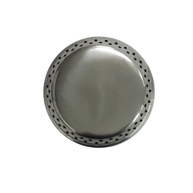 Espalhador Alumínio Dako 2 Furo Médio