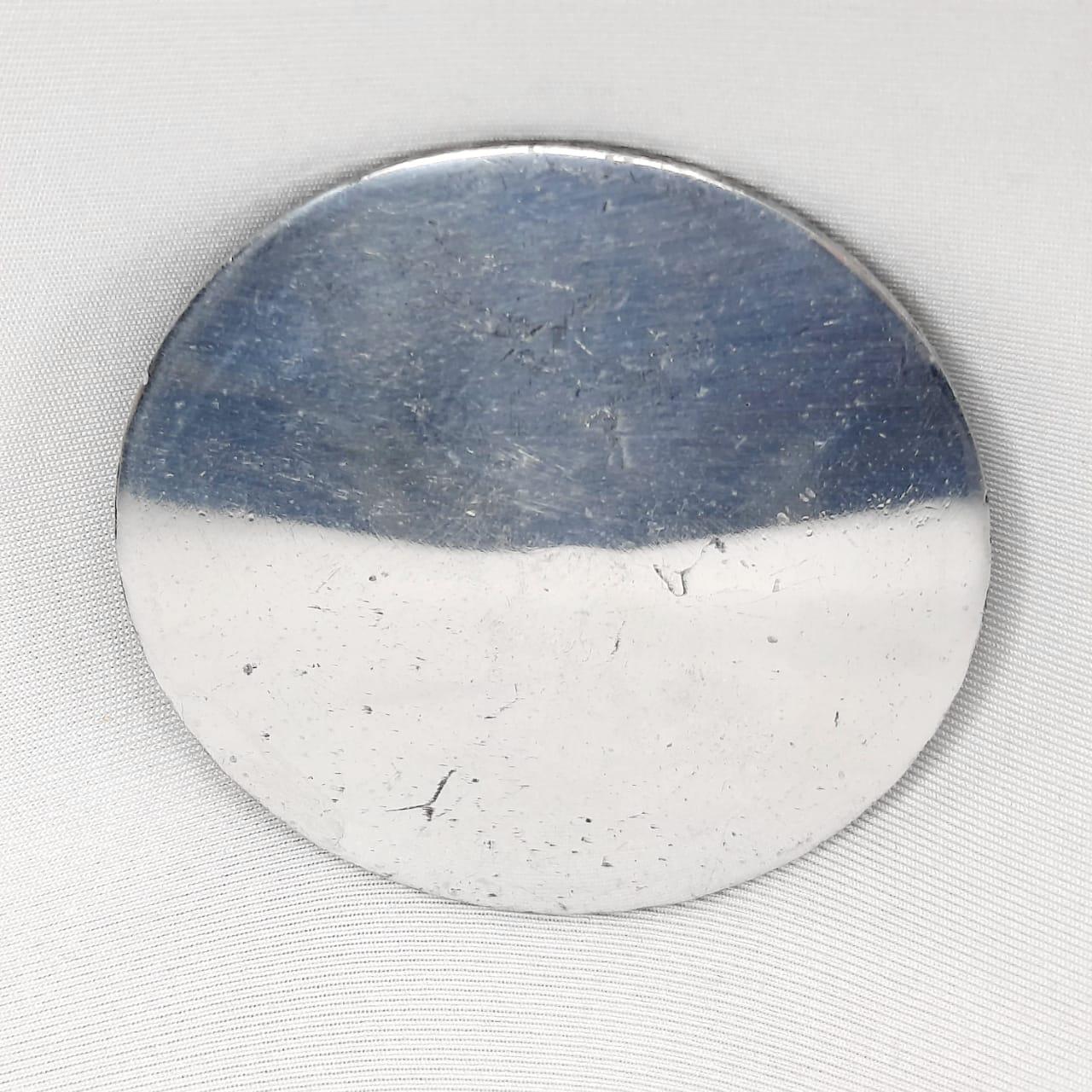 Espalhador Alumínio Dentado 2001 Mascarado Pequeno