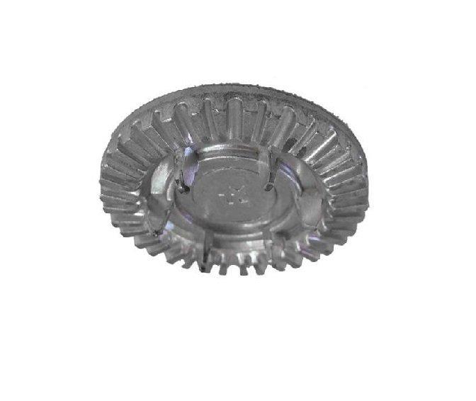 Espalhador Alumínio Dentado Brastemp Prata Pequeno