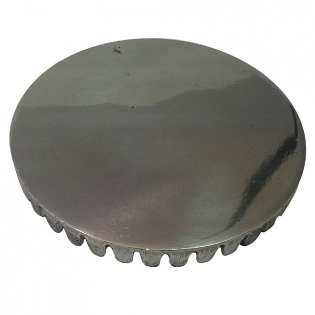 Espalhador Alumínio Dentado Consul Clean Grande