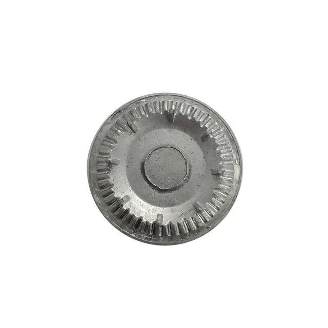 Espalhador Alumínio Dentado Esmaltec Ibiza Pequeno