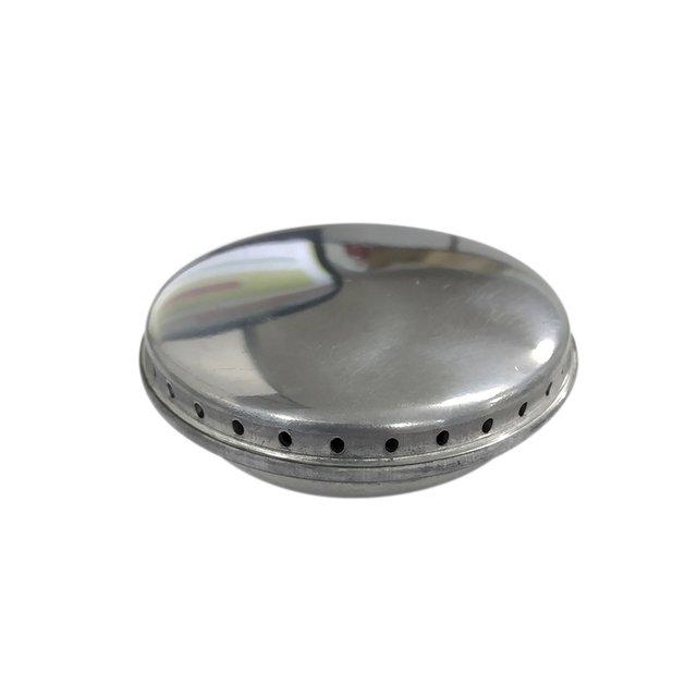 Espalhador Alumínio Esmaltec Recravado Grande