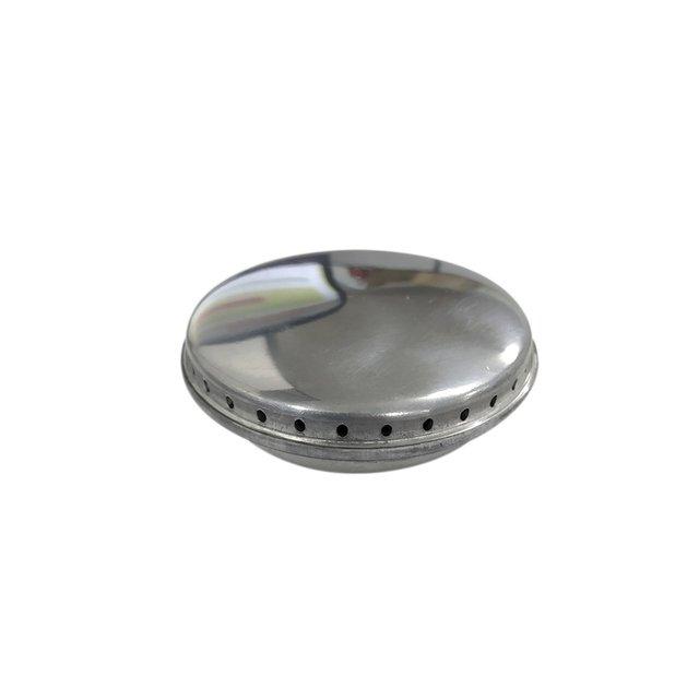 Espalhador Alumínio Esmaltec Recravado Pequeno