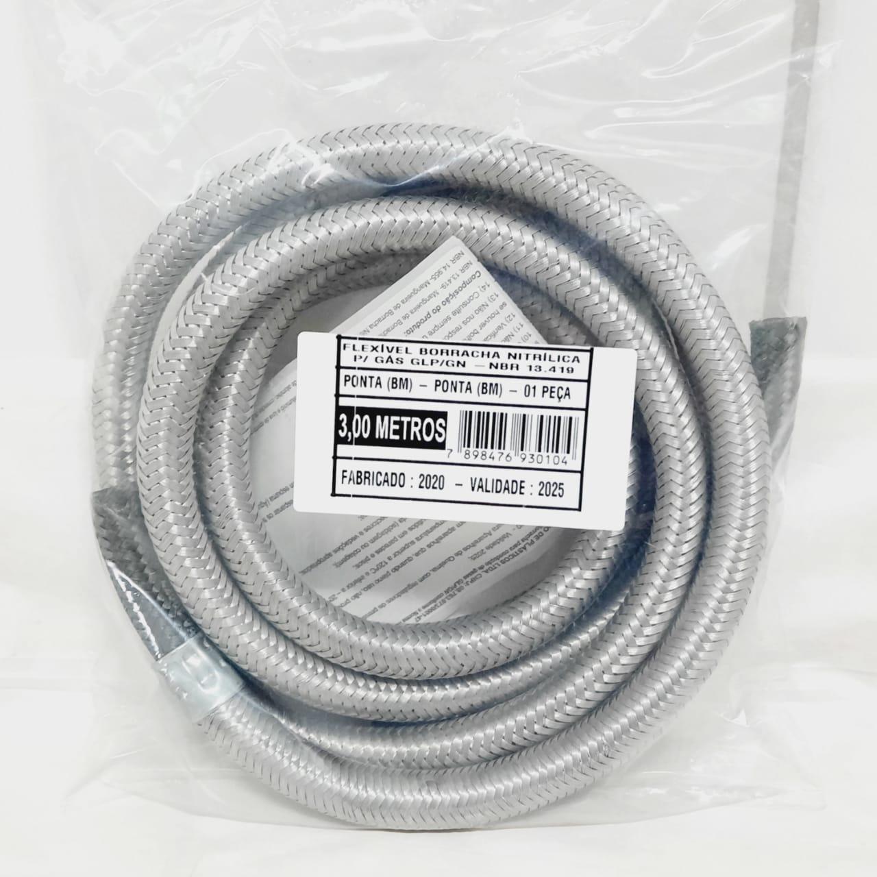 Flexível Nitrílico P X P 3,00MT REN