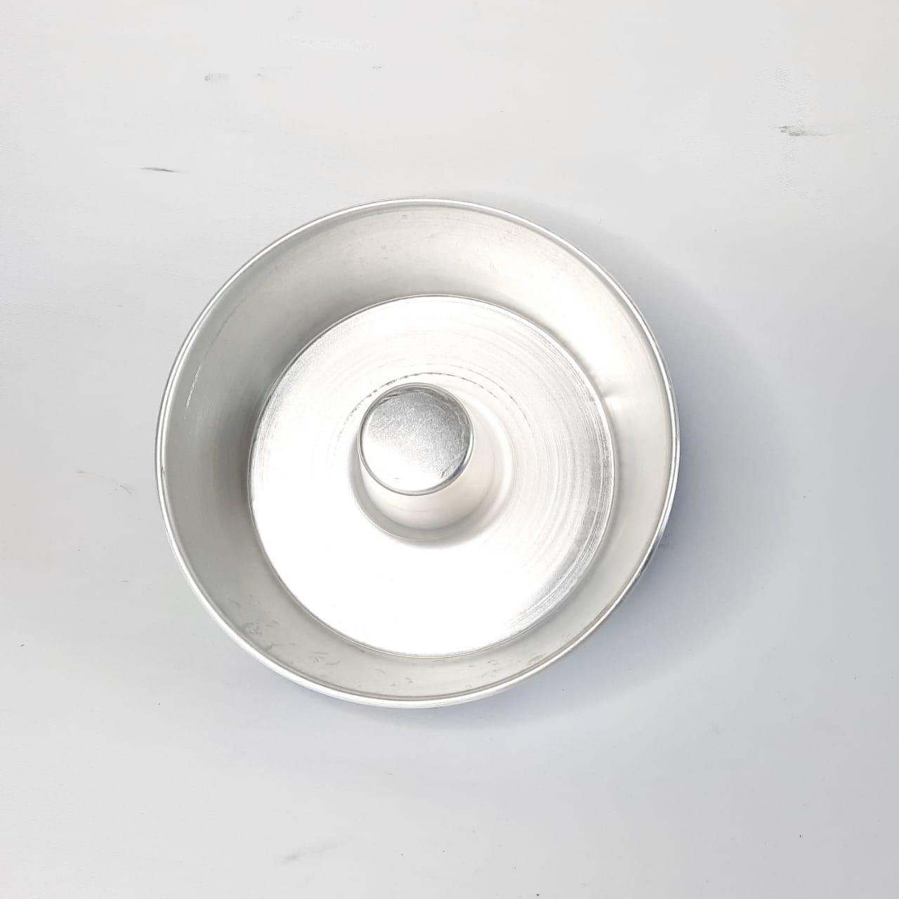 Forma Alumínio Bolo/Pudim N 22 Real