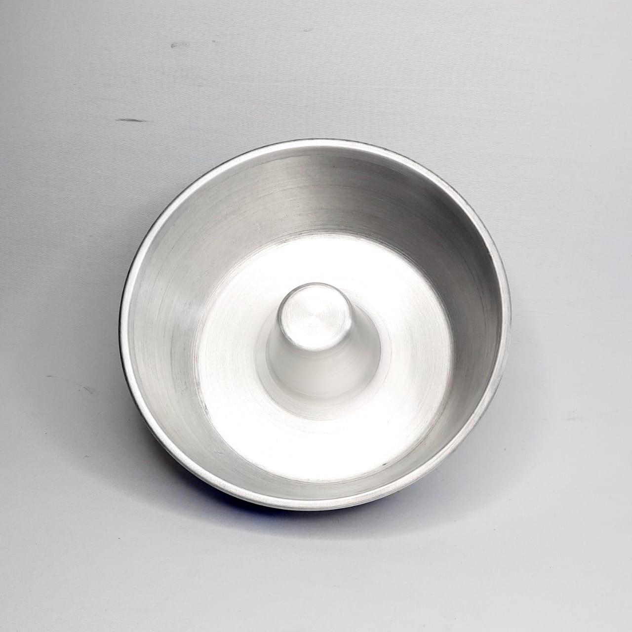 Forma de Alumínio Bolo/Pudim N 18 Real