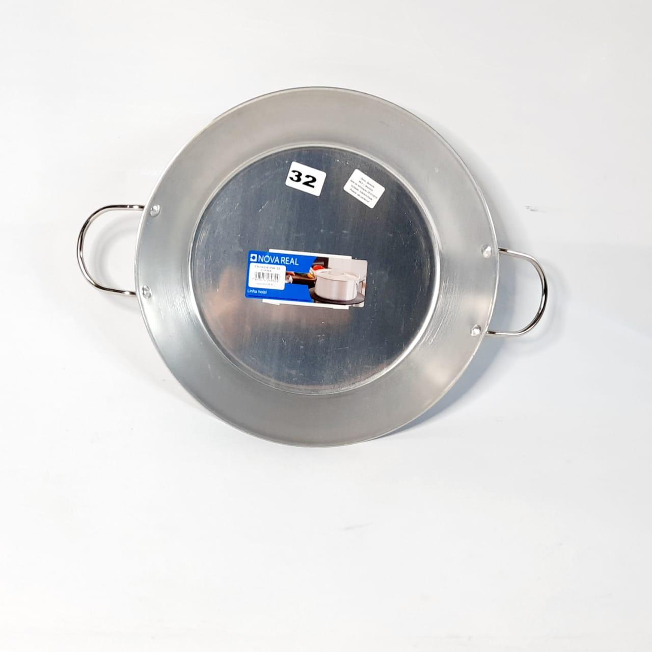 Frigideira Alumínio N 32 C/ASA Real