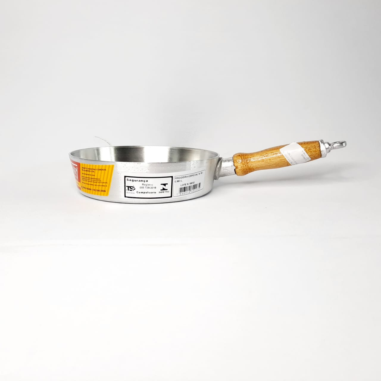 Frigideira Alumínio Fundido N 18  0,93 Litros Arary