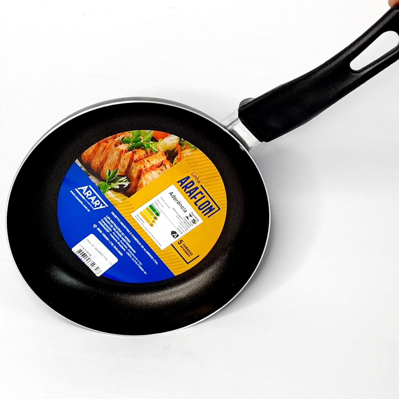 Frigideira Gourmet Alumínio Antiaderente N 20 Arary