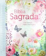 Bíblia Anote | NVI | Capa Clássica Virtuosa