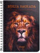 Bíblia Anote | NVI | Capa Leão de Judá
