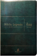 Bíblia Leitura Perfeita Letra Grande| NVI - Capa Verde