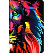 Biblia NVT Lion color - Letra Grande