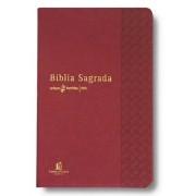 Bíblia | NVI - Leitura Perfeita - Capa Vermelha