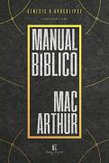 Manual bíblico Macarthur - Repack  - John Macarthur