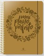 Planner - Meu plano perfeito - Capa PU
