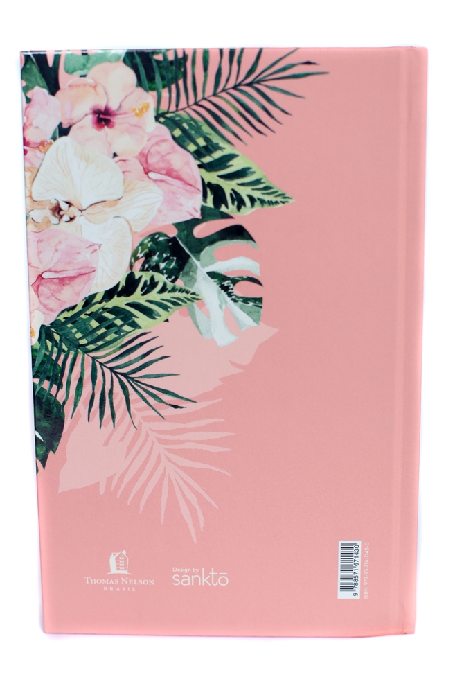 Bíblia | ACF  - Capa Floral