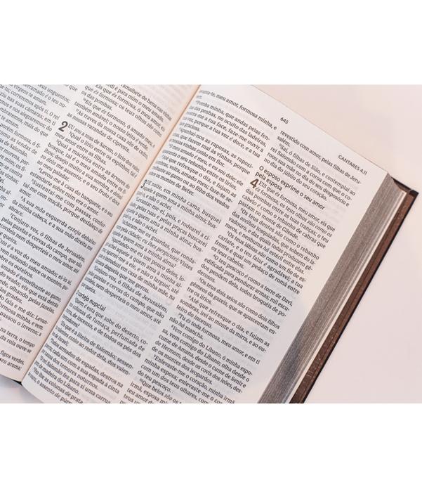 Bíblia | ACF | Leitura Perfeita Cruz Branca