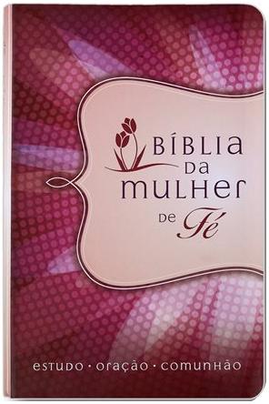 Bíblia | NVI - Mulher de Fé - Capa Margarida