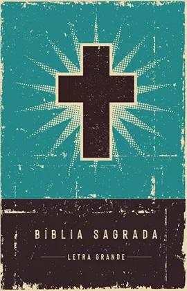 Bíblia Leitura Perfeita   NVI   Capa Dura Retrô Turquesa