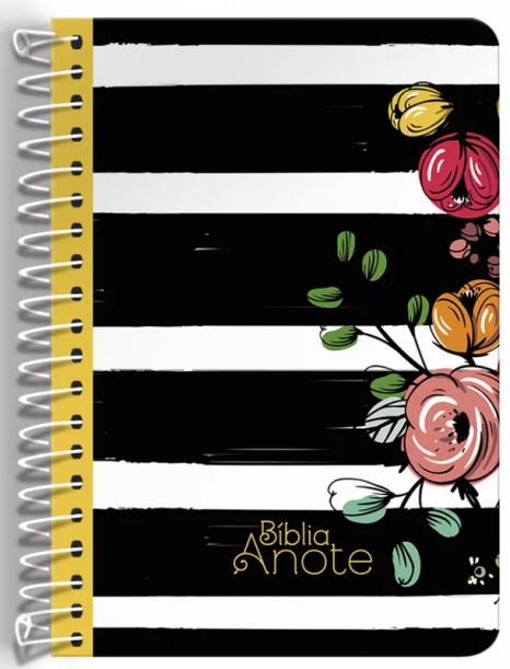 Biblia | NVI - Anote - Capa Listrada