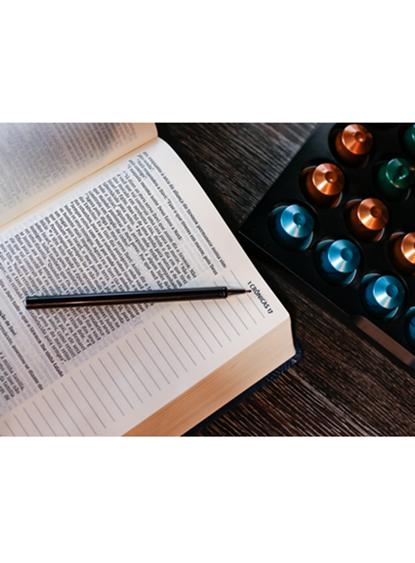 Bíblia | NVI - Leitura Perfeita com Anotação - Capa Azul