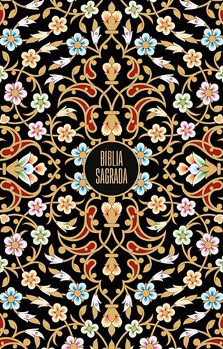 Bíblia | NVI - Capa Dura Floral Vintage