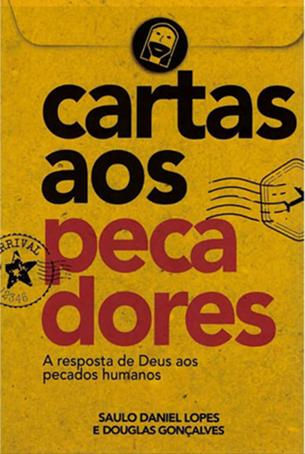 Cartas aos Pecadores - Douglas Gonçalves